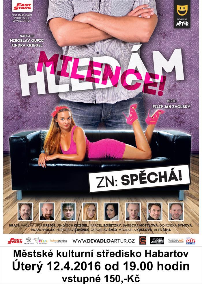 Hledm milence: Kultura a Voln as: Habartov